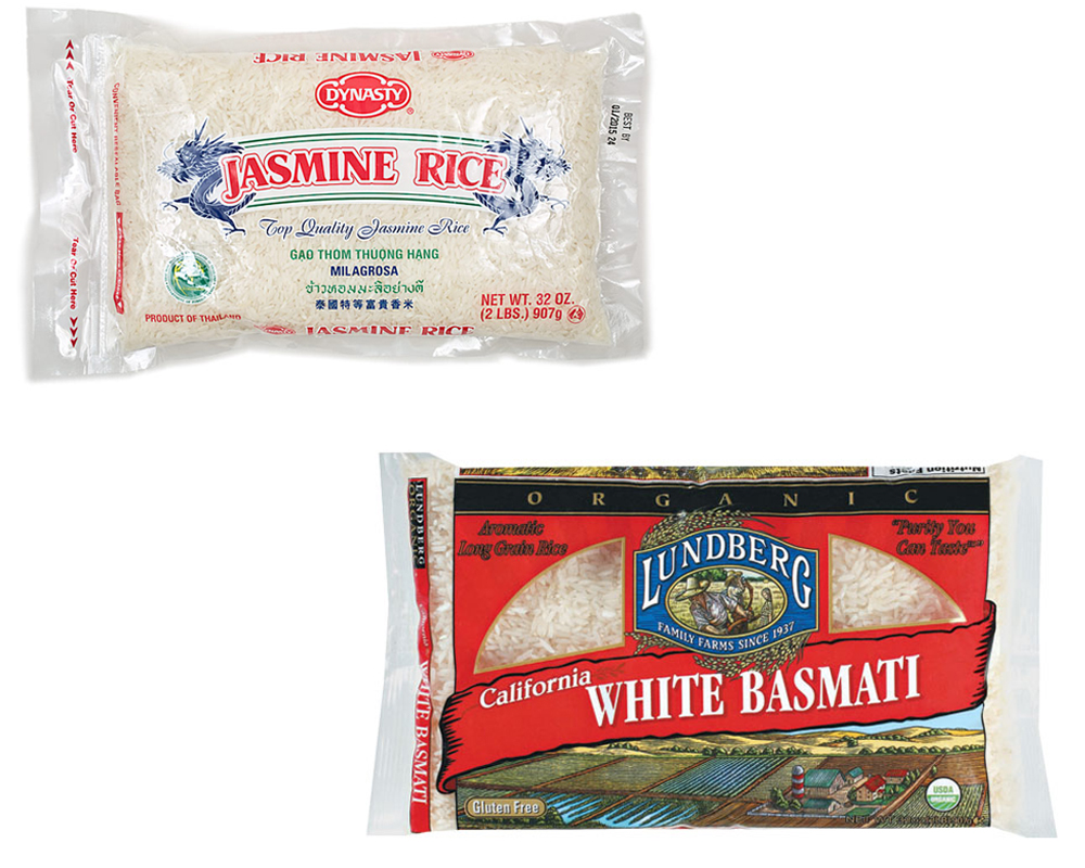 Jasmine Rice vs White Rice 2