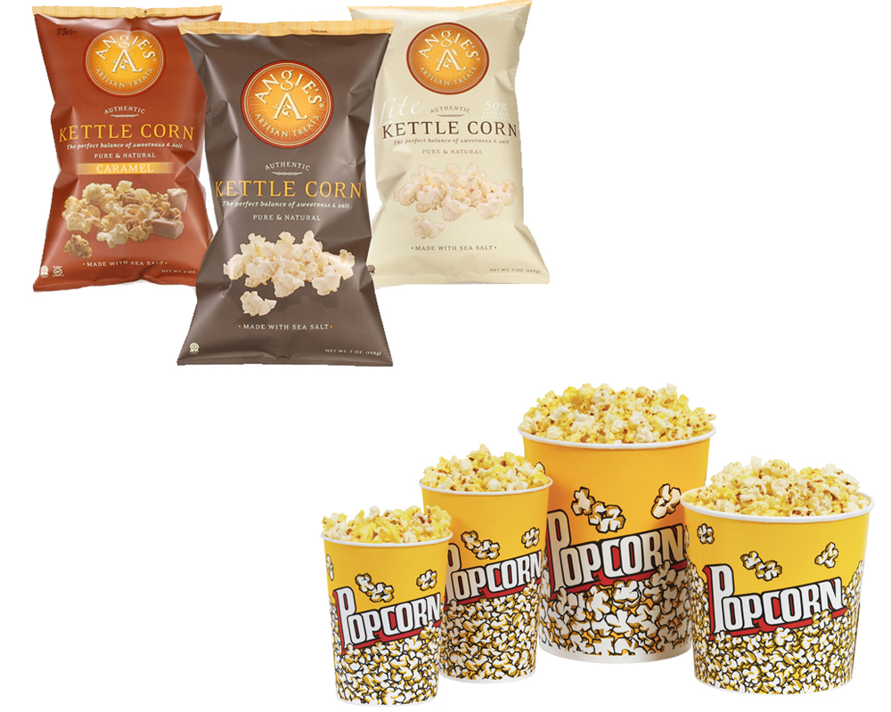Kettle Corn vs Popcorn