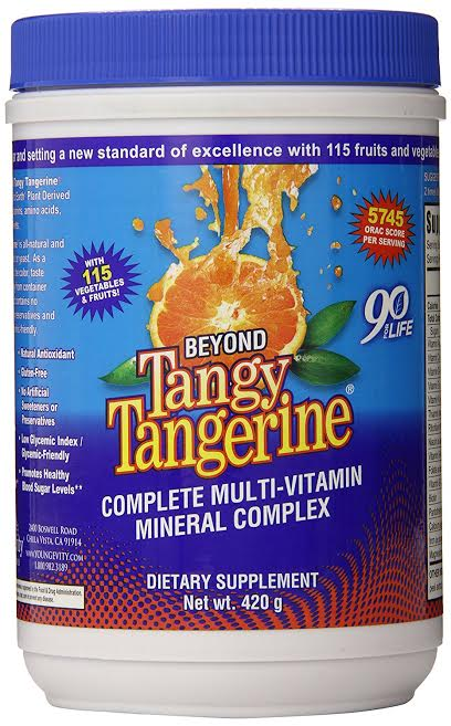 Beyond Tangy Tangerine Review