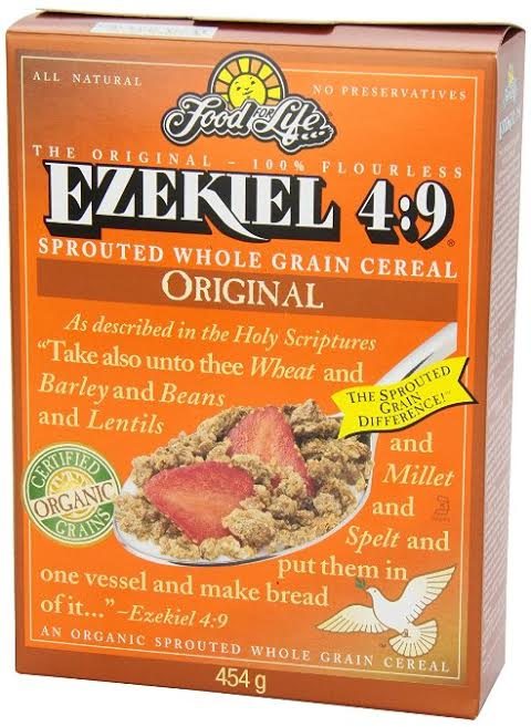 Ezekiel Cereal Review