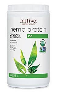 Nutiva Hemp Protein review