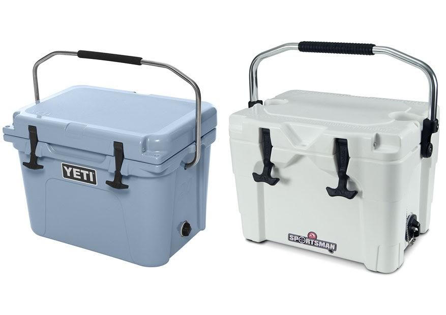 Yeti Roadie vs Igloo Sportsman