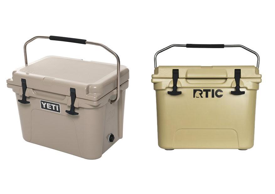 Yeti Roadie vs RTIC 20