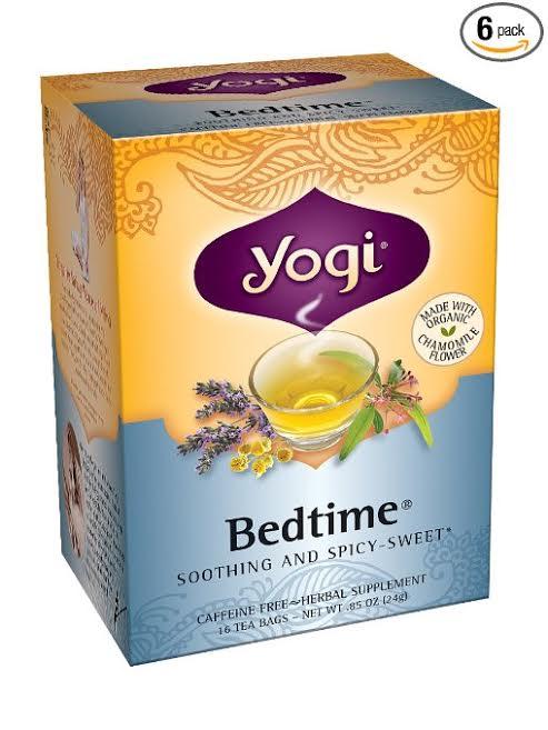 Yogi Bedtime Tea Review