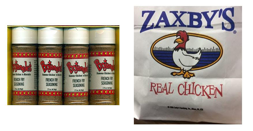 Bojangles vs Zaxby's