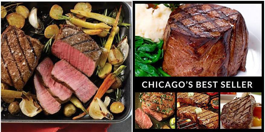Omaha Steaks vs Chicago Steak Company