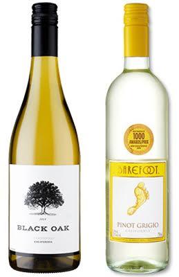 Chardonnay vs Pinot Grigio