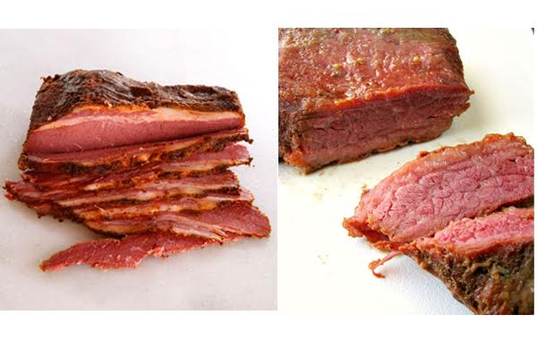 Pastrami vs Corned Beef