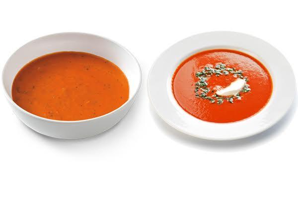 Tomato Bisque vs Tomato Soup