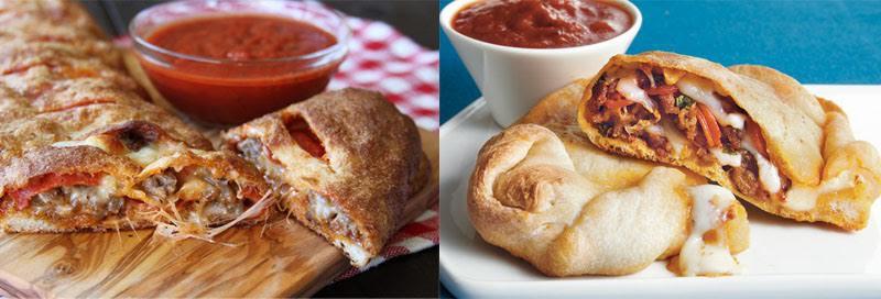Stromboli vs Calzone