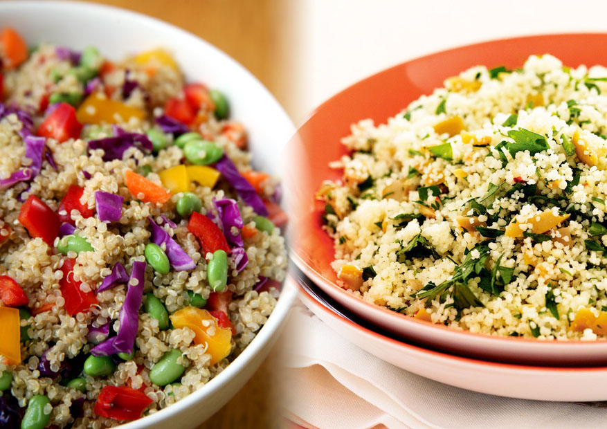 quinoa vs couscous