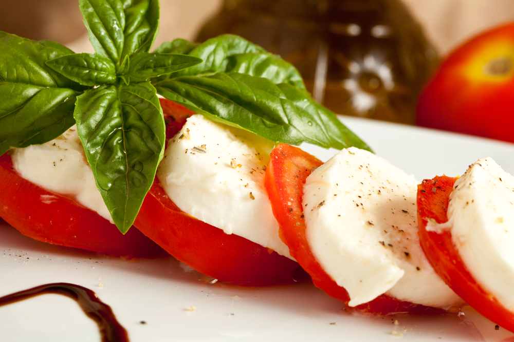 Buffalo Mozzarella vs Fresh Mozzarella 2