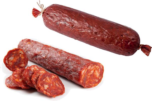 Chorizo vs Salami 1