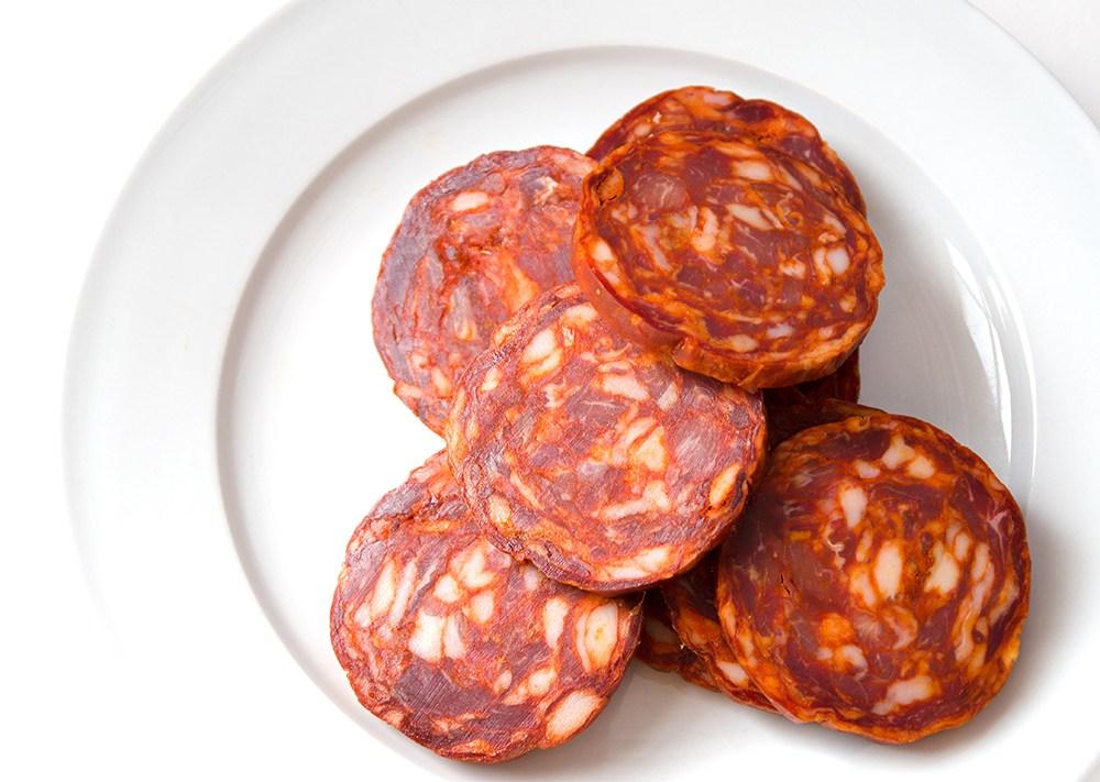 Chorizo vs Salami 2