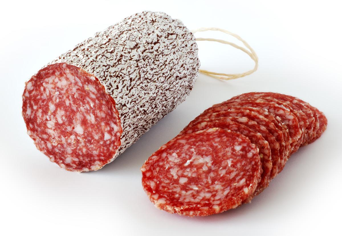 Chorizo vs Salami 3