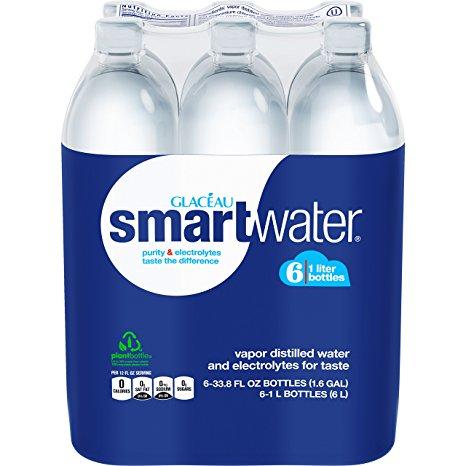 Smart Water vs Gatorade 2