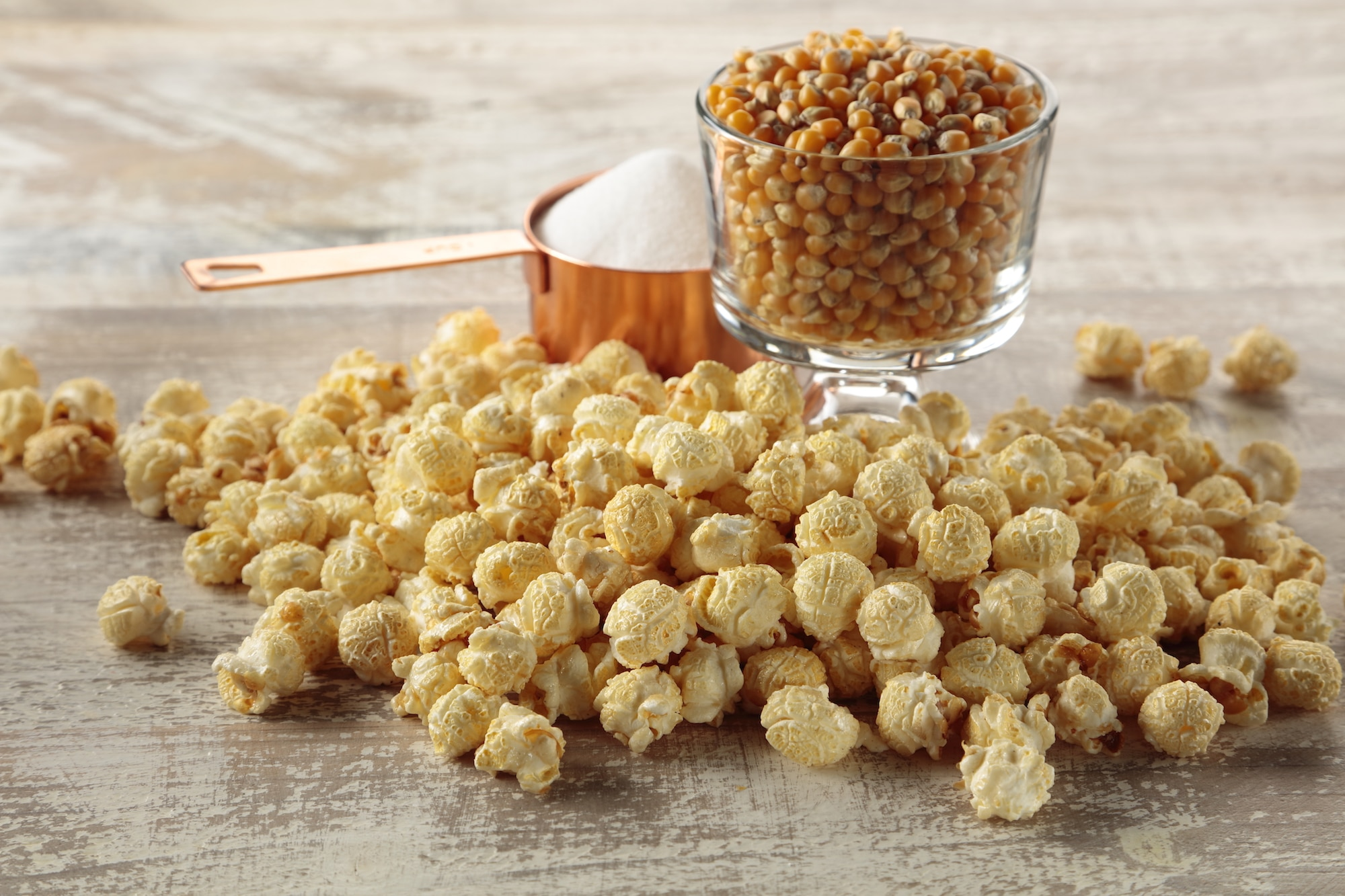 Popcorn Vs Kettle Corn Thosefoods Com